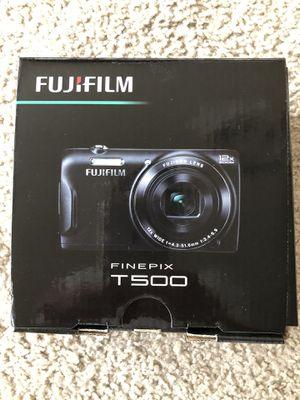 Fugifilm Finepix T500 Digital Camera for Sale in Hartford, CT