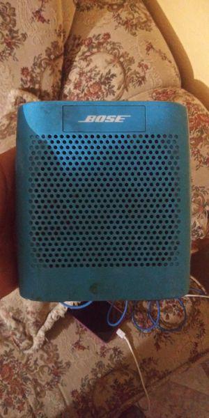Bose Bluetooth speaker 40obo for Sale in Modesto, CA