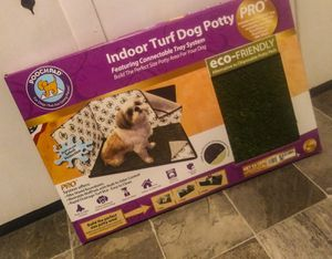 New indoor reusable doggy pee pee pad for Sale in Attleboro, MA