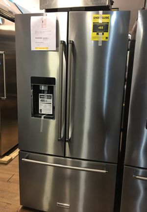Kitchen Aid Counter Depth Bottom Freezer Fridge for Sale in Los Angeles, CA