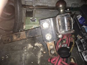 RV adjustable trailer hitch for Sale in Iola, TX