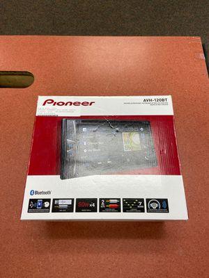 Pioneer AVH-120BT DVD Receiver for Sale in Hugo, MN