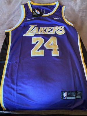 Kobe jersey large for Sale in Dinuba, CA