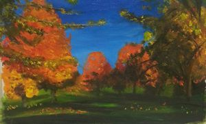 Small Oil Painting for Sale in Elmhurst, IL