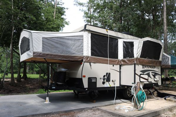 2014 Rockwood hw pop up camper 296 popup camper