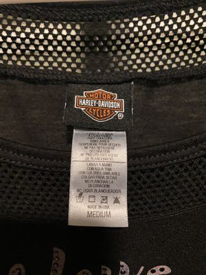 Women's Harley Davidson mesh shirt for Sale in Denver, CO