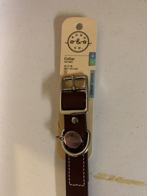 Large/Xtra large Leather Dog Collar for Sale in Peabody, MA