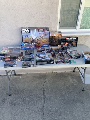 Star Wars Toys Bundle Deal for Sale in Arcadia, CA