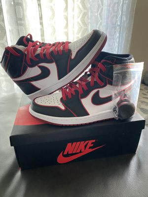 "Retro Jordan 1 ""Bloodlines"" - sz 9 for Sale in Cerritos, CA"