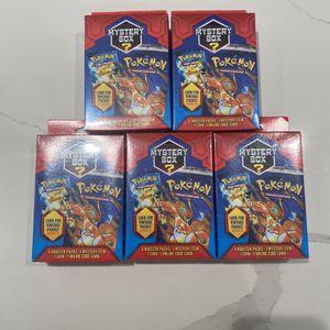 Pokémon Mystery Box Vintage Packs (1:5 Seeded) for Sale in Miami, FL