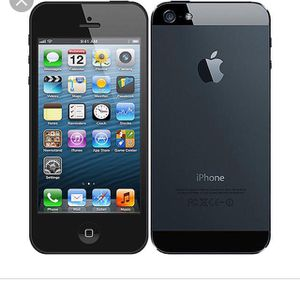 iPhone 5 64gb unlocked for Sale in Washington, DC