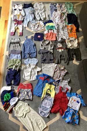 Baby boy clothing bundle 3-6 months for Sale in Redmond, WA