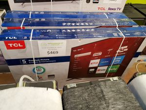 "TCL 65"" Smart Roku TV for Sale in Corona, CA"