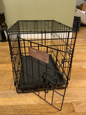 Small dog crate for Sale in Roseville, CA