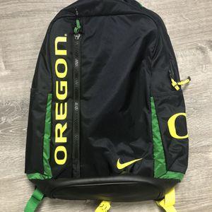 New Oregon Ducks Nike Backpack for Sale in Ontario, CA