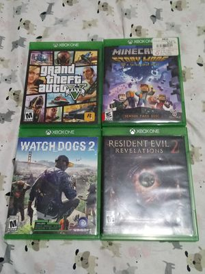 Xbox one games for Sale in Providence, RI