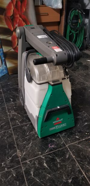 Bissell the big green heavy duty carpet cleaner for Sale in Rancho Santa Margarita, CA