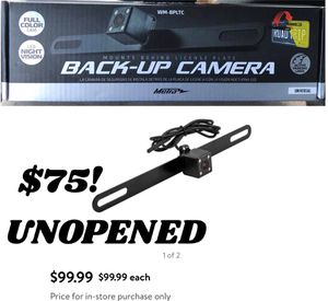 Back up camera for Sale in Akron, OH
