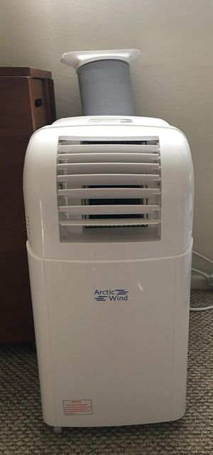 Arctic Wind - 12000-BTU 21*22*17 Portable Air Conditioner for Sale in Los Angeles, CA