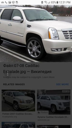 Cadillac escalade for Sale in Grosse Pointe Park, MI