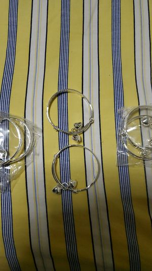 925 Mexican silver bracelet for any aga baby girl till big aga girls for Sale in Providence, RI