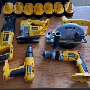 Dewalt Power Tools for Sale in Albuquerque, NM