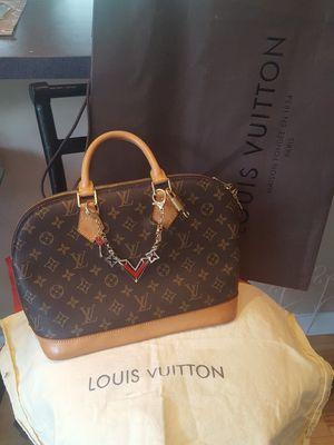 "Louis Vuitton ""Alma"" bag authentic for Sale in Tremont, IL"