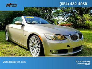 2008 BMW 3 Series for Sale in Hallandale Beach, FL