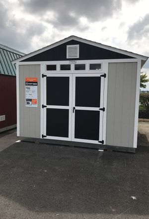 Tuff shed model tr800 12x16 for Sale in Marysville, OH