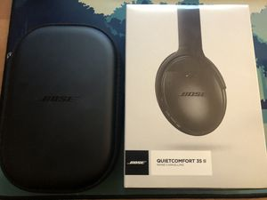 Bose QC 35 ii Noise Cancelling Headphones for Sale in Phoenix, AZ