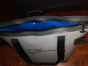 Coho soft sided Cooler bag 30 cans ice for Sale in Anaheim, CA