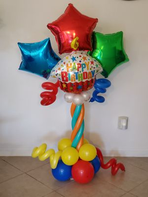 Balloons Bouquet for Sale in Lake Worth, FL