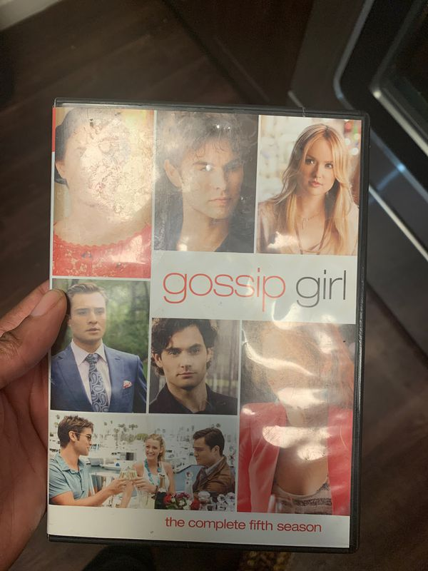 Free gossip girl dvd to home in need