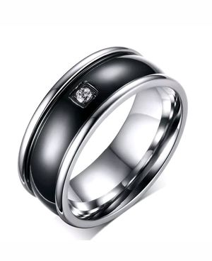 Brand New Men's Wedding/Engagement Ring Sz 12 Or 13(Will Meet Locally) for Sale in San Antonio, TX