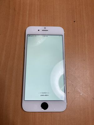 iPhone 6 64gb unlocked, brand new screen! for Sale in Nashville, TN