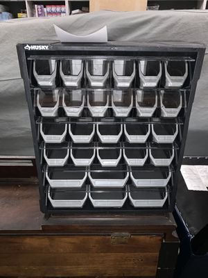 Husky 28 draw small part organizer for Sale in New York, NY