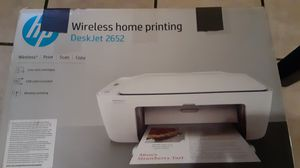 HP DeskJet 2652 Wireless Printer for Sale in Lawton, OK