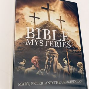 BBC Bible Mysteries Mary, Peter and the Crucifixion for Sale in Baltimore, MD