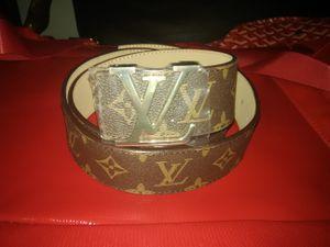 Louis Vuitton belts for Sale in Phoenix, AZ
