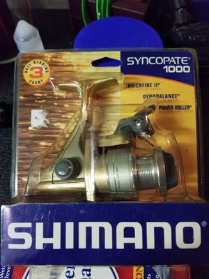 Shimano Syncopate 1000 Quickfire II for Sale in Oakland, CA
