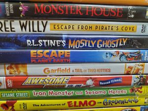 38 kids movies for Sale in Land O Lakes, FL