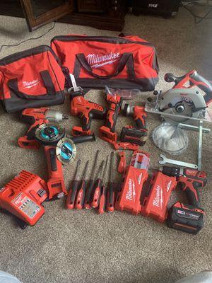 Power tool set for Sale in Salt Lake City, UT