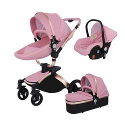 Luxury Baby Stroller 3 in 1 High for Sale in Tustin,  CA