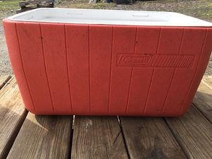 Coleman cooler for Sale in Knoxville, TN