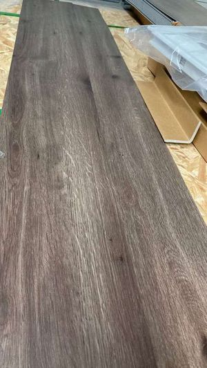 Luxury vinyl flooring!!! Only .67 cents a sq ft!! Liquidation close out! FADQ for Sale in Chino, CA