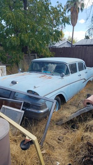 1958 Ford Galaxy not running for Sale in Tempe, AZ