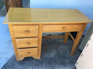 Desk for Sale in Spring Valley, CA
