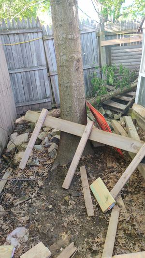Concrete fill /wood for Sale in North Ridgeville, OH