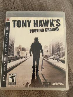 Tony Hawk's Proving Ground for Sale in Matawan,  NJ