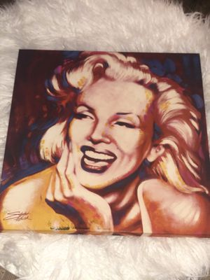 Marilyn Monroe Painting for Sale in Seattle, WA